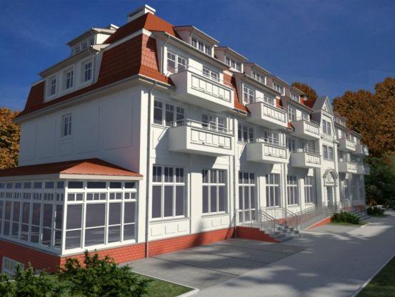 Hotel Kaisers Garten 2 Swinemünde Polen Kuren24com
