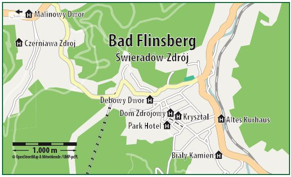 Hotel Bad Flinsberg Swieradow Zdroj