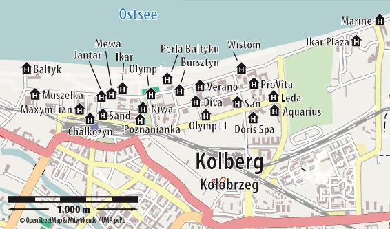 Bewertung Des Hotels Sand In Kolberg