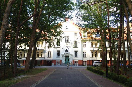 Hotel Kaisers Garten Swinemünde Swinoujscie Polen Kuren24com