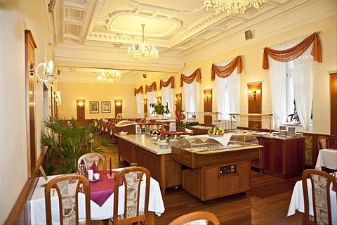 Hotel Reitenberger Marienbad Bewertung