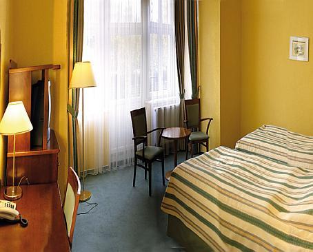 Marienbad Tschechien Hotel Richard Bewertung
