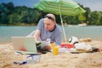 Aktuelles: Im Urlaub richtig abschalten können