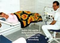 Neurodermitis-Behandlung mit der Colon-Hydrotherapie