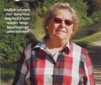 Arthroseterapie: Wie Anneliese Odenwald (71) mit einer sanfter Therapie von ihre
