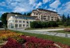 Kuren in Tschechien: Blick auf das Alexandria Spa & Wellness Hotel Luhatschowitz Luhacovice
