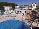 Kuren in der Slowakei: Innenansicht des Kurhotel Aphrodite in Rajecké Teplice