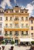 Kuren in Tschechien: Ansicht des Boutique Spa Hotel Aqua Marina Karlsbad Karlovy Vary