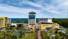 Kuren in Polen: Blick auf das Kurhotel Arka Medical Spa in Kolberg Kolobrzeg