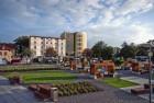 Kuren in Polen: Blick auf das Hotel Aurora Spa und Wellness in Misdroy (Miedzyzdroje)