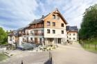 Kuren in Polen: Blick auf das Hotel Cristal Resort in Schreiberhau Szklarska Poreba