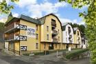 Kuren in Tschechien: Außenansicht vom SPA Hotel Devin Marienbad