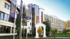 Kuren in Polen: Außenansicht des Hotel Doris Spa & Wellness Kolberg Kolobrzeg Ostsee Polen