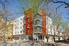 Kuren in Tschechien: Blick auf das Kurhotel Felicitas in Podebrady Podiebrad