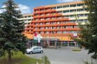Kuren in Ungarn: Außenansicht des Hunguest Hotel Freya in Zalakaros