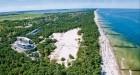 Kuren in Polen: Blick auf das HAVET Hotel Resort und Spa in Dzwirzyno Kolberger Deep