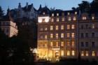 Kuren in Tschechien: Außenansicht vom Humboldt Park Hotel & Spa Karlsbad Karlovy Vary