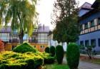 Kuren in Polen: Außenansicht des Sanatorium Irena Bad Polzin Połczyn-Zdrój