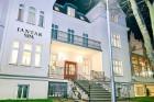 Kuren in Polen: Außenansicht vom Hotel Jantar SPA Kolberg Kolobrzeg