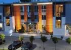 Kuren Polen: Außenansicht des Hotel Kuracyjny Gdingen Gdynia Ostsee