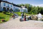 Kuren in Deutschland: Außenansicht des Kurhotel Bad Schlema Sachsen