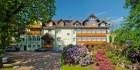 Kuren in Polen: Außenansicht des Hotel Kwisa 2 in Bad Flinsberg Swieradów Zdrój Isergebirge