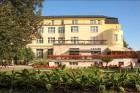 Kuren in Tschechien: Blick auf das Kurhotel Libensky in Podebrady Podiebrad