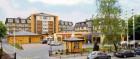 Kuren in Polen: Außenansicht des Hotel SPA Lidia in Rügenwaldermünde Darlowko Ostsee