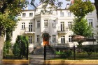Kuren in Polen: Blick auf das Kurhotel Maxymilian in Kolberg Kolobrzeg Ostsee