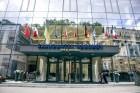 Kuren in Tschechien: Blick auf das Grandhotel Nabokov Marienbad Marianske Lazne