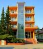 Kuren in Polen: Blick auf das Hotel Polaris 3 in Swinemünde Swinoujscie