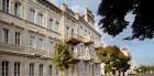 Kuren in Tschechien: Blick auf das SPA & Kur Hotel Praha in Franzensbad Frantiskovy Lazne