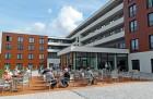 Kuren Deutschland: Außenansicht des Santé Royal Hotel Warmbad Sachsen