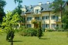 Kuren in Polen: Ansicht des Rehabilitations- und Erholungshaus Syrena in Mielno