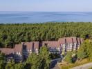 Kuren in Polen: Außenansicht vom Kur- und Erholungszentrum Venus Treptower Deep Mrzezyno
