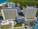 Kuren in Polen: Blick auf die Hotelanlage Vestina in Misdroy