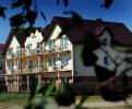 Kuren in Polen: Außenansicht des Kurhotel Victoria SPA in Kolberg Kolobrzeg