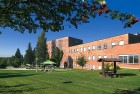Kuren in Tschechien: Blick auf das Hotel Agricola Wellness und Sport Resort in Marienbad Mariánské Lázně