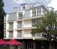 Kuren in Polen: Außenansicht des Kurhotel Arstone Villa am Park in Swinemünde Swinoujscie Ostsee