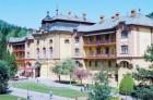 Außenansicht vom Kurhotel Astoria Kaiserbad Bardejov Slowakei