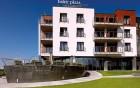 Kuren in Polen: Außenansicht des Hotel Baltic Plaza Medi Spa & Fit Kolberg Kolobrzeg Ostsee