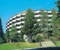 Kuren Slowakei: Blick auf das Kurhaus Banik in Bojnice Weinitz