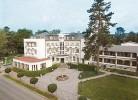 Kuren in Tschechien: Außenansicht vom Hotel Grand in Moorbad Anna Lázně Bělohrad