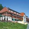 Kuren in Deutschland: Außenansicht des Parkhotel Bad Brambach in Bad Brambach Sachsen