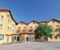 Kuren in Polen: Blick auf das Kur- und Wellnesszentrum Bernstein Neuwasser (Dabki) Ostsee Polen