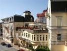 Kuren in Tschechien: Außenansicht des Hotel Continental in Marienbad