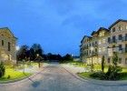 Kuren in Polen: Blick auf das Cottonina Villa & Mineral SPA in Bad Flinsberg Świeradów-Zdrój