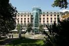 Kuren in Tschechien: Blick auf das Hotel Cristal Palace in Marienbad Mariánske Lázne