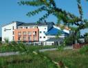 Kuren in Polen: Blick auf das Kurhotel Diament in Kolberg (Kolobrzeg)