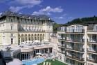 Kuren in Tschechien: Außenansicht vom Grand Spa Hotel in Marienbad Marianske Lazne